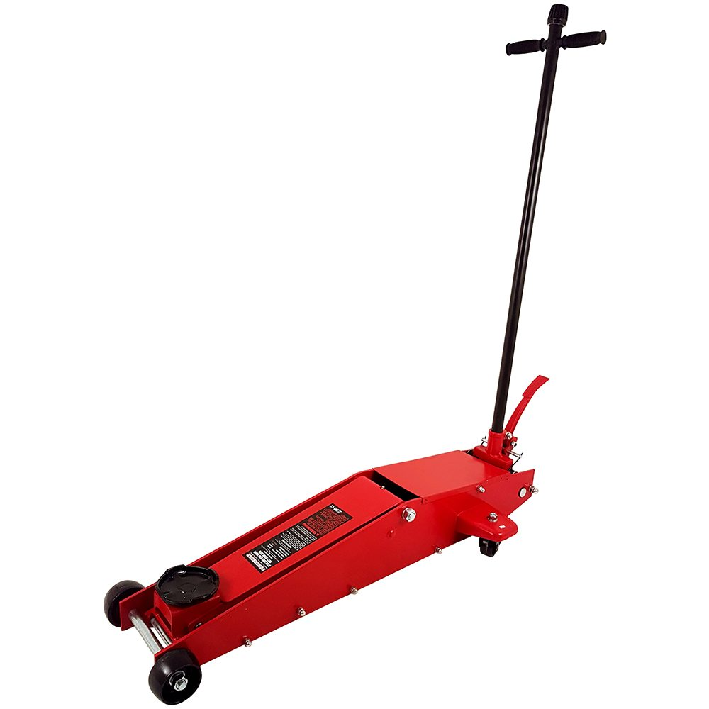 Powerbuilt Heavy Duty Long Ram Floor Jack-Trolley Jack-Powerbuilt-Herbos Equipment Limited