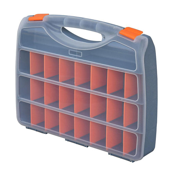 Trades Pro Sorting Box With 21 Dividers