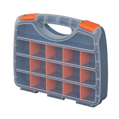 Trades Pro Sorting Box With 12 Dividers