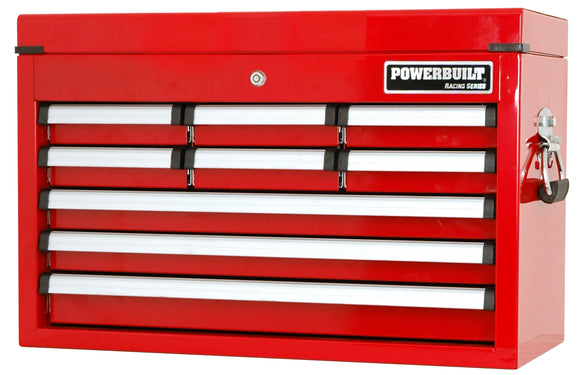 Drawer Tool Chest – Racing Series- RED