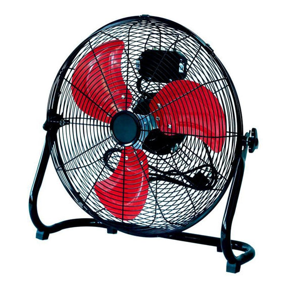 Powerbuilt 50Cm High Velocity Floor/Wall Fan