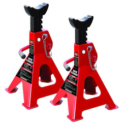 Powerbuilt 8.8Ton / 8000Kg Jack Stands (Dbl Safety)