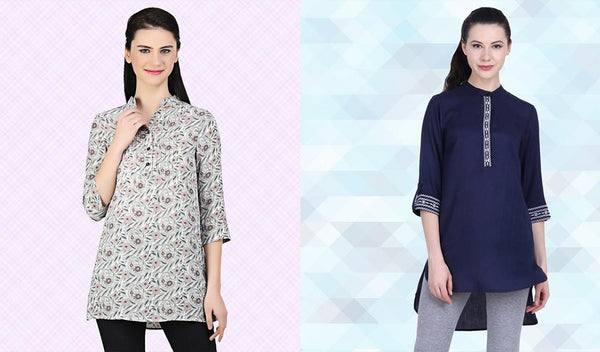 Dare to be Different? Try a Kurti or Tunic