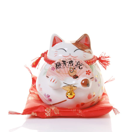 Statuette de Chance Chat « MANEKI NEKO »