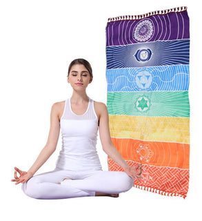 Serviette de Yoga