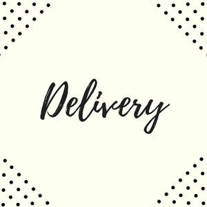 Delivery Outside Zones 1 & 2