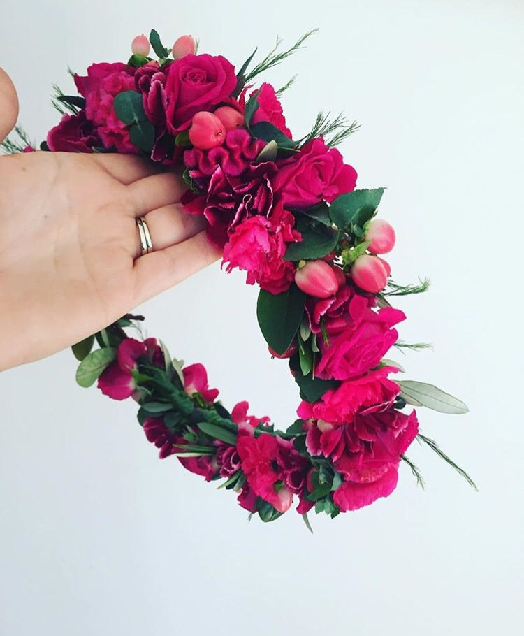 Flower Crown fit for a Queen