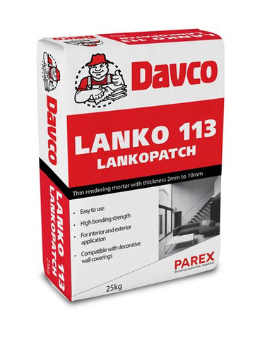LANKO 113 PATCH - Technotrade Associates