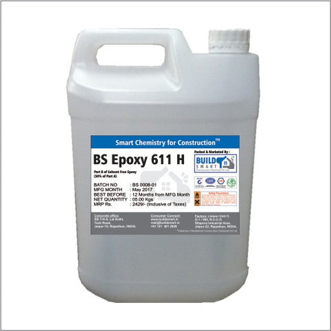 BS Epoxy 611 H - Technotrade Associates