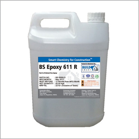 BS Epoxy 611 R - Technotrade Associates