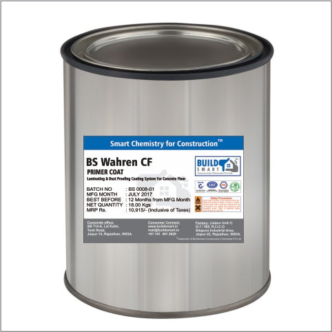 BS Wahren CF (Primer Coat) - Technotrade Associates