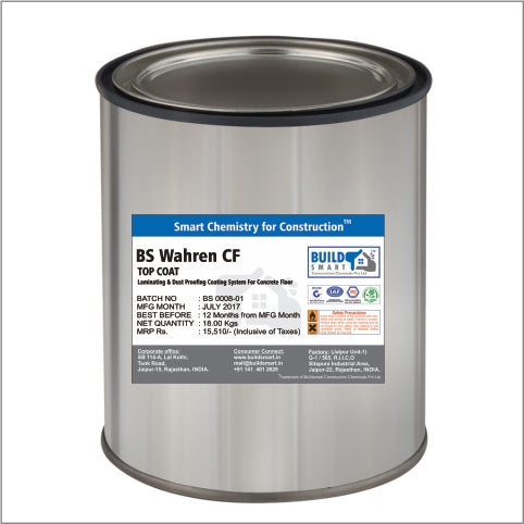 BS Wahren CF (Top Coat) - Technotrade Associates