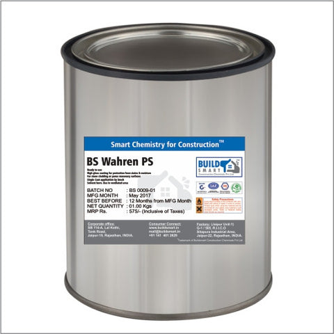 BS Wahren PS - Technotrade Associates