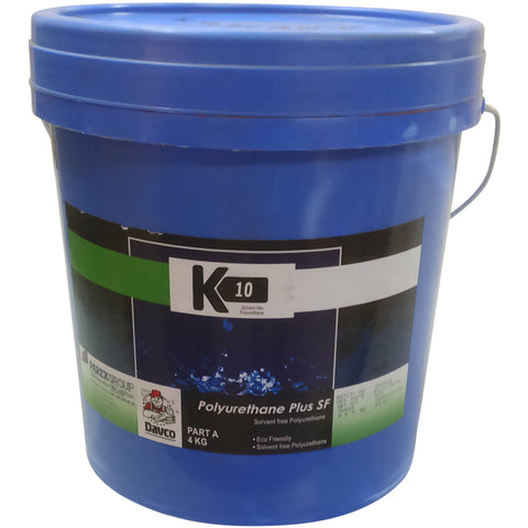 DAVCO K10 Polyurethane Plus SF A - Technotrade Associates