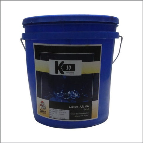 Davco K10 721 PU Injection for Cracks A - Technotrade Associates
