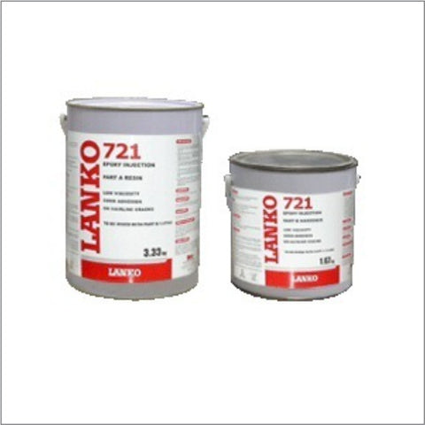 LANKO 721 EPOXY INJECTION A - Technotrade Associates