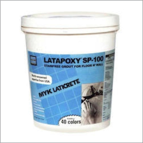 LATAPOXY SP-100 - Technotrade Associates