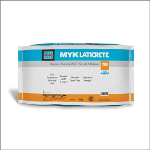 LATICRETE 290-WHITE - (BULK) - Technotrade Associates