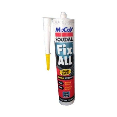McCoy Soudal Fix ALL High Tack