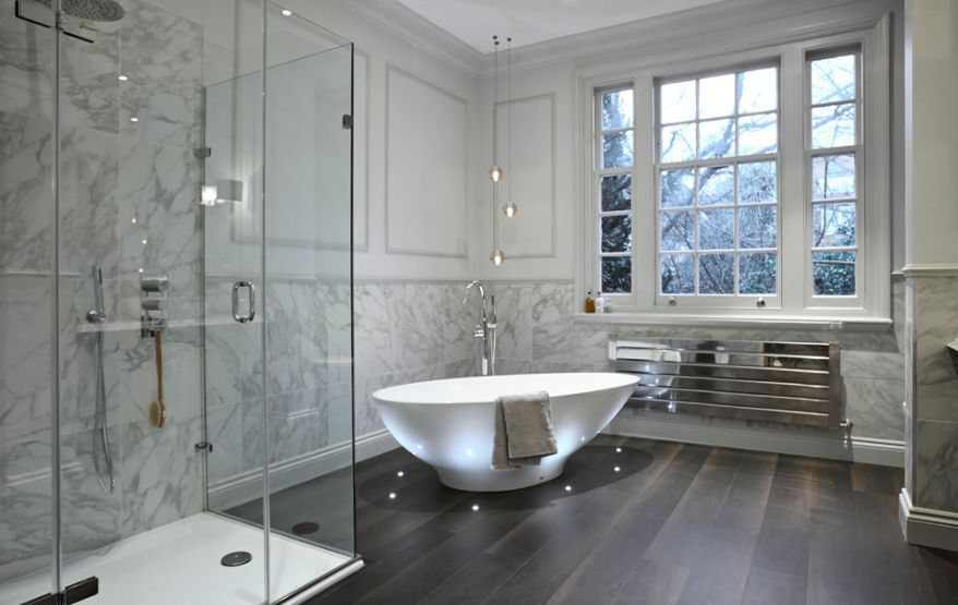 4 Key Bathroom Design Elements - Luxury Freestanding Tubs