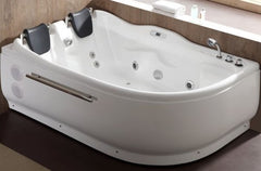EAGO AM124ETL Jetted Tub