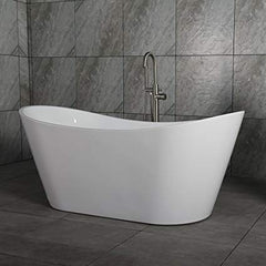acrylic freestanding tub