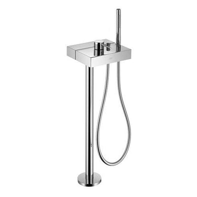 Axor Starck X Freestanding Tub Filler (Chrome)