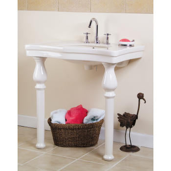 Barclay Milano Console Table Bathroom Sink