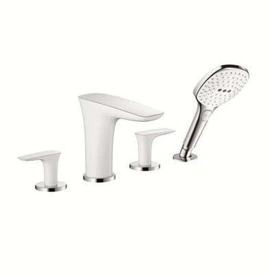 hansgrohe PuraVida Trim 4 Hole Roman Tub Set