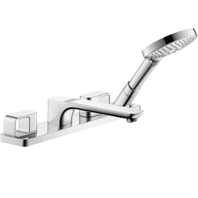 Axor Urquiola 4 Hole Roman Tub Trim (Chrome)