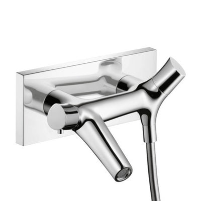 Axor Starck Organinc Thermostatic Tub Filler Wall Mounted (Chrome)