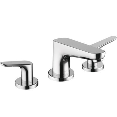 hansgrohe Focus E 3-Hole Roman Tub Set Trim