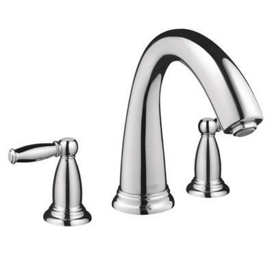hansgrohe Swing C 3 Hole Tub Filler Trim with Lever Handle