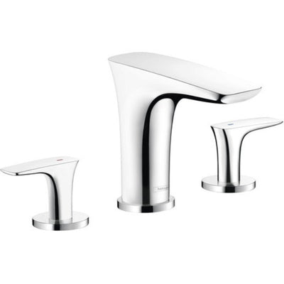 hansgrohe PuraVida 3 Hole Roman Tub Trim Set