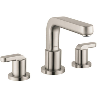hansgrohe Metris S 3 Hole Roman Tub Trim w/Lever Handle