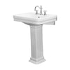 Barclay Sussex 660 Pedestal Lavatory Bathroom Sink