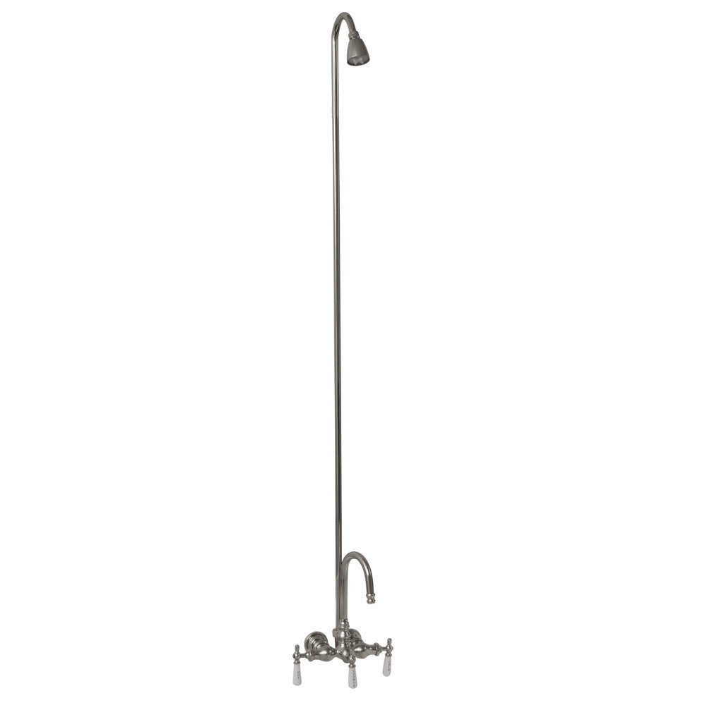Barclay Products 4013-PL-CP Tub/Shower Converto Unit – Diverter ...