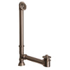 Barclay 5599 Universal LEG TUB DRAIN – Includes Deep Escutcheon