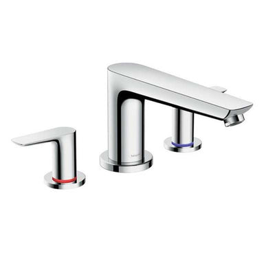 hansgrohe Talis E 3-Hole Roman Tub Set Trim