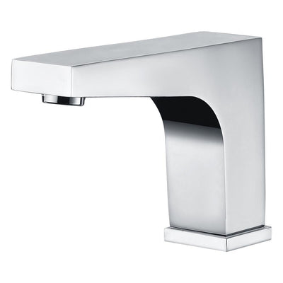 ANZZI Fyne Series FR-AZ573 Single-Handle Deck-Mount Roman Tub Faucet with Handheld Sprayer in Polished Chrome