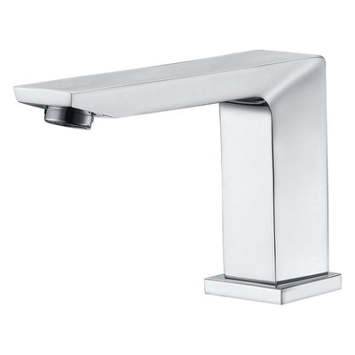 ANZZI Mint Series FR-AZ975 3-Handle Deck Mounted Roman Tub Faucet with Handheld Sprayer in Polished Chrome