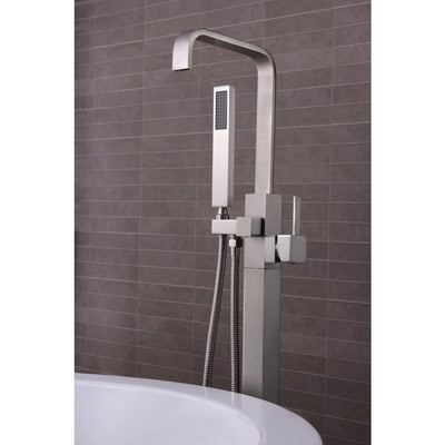 ANZZI Victoria Series FS-AZ0031 2-Handle Claw Foot Tub Faucet with Hand Shower