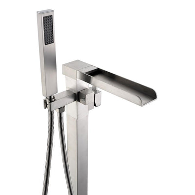 ANZZI Union Series FS-AZ0059 2-Handle Claw Foot Tub Faucet with Hand Shower