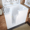 MediTub 2646 Series 26 x 46 Gelcoat Fiberglass Walk-In Bathtub