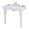 Barclay Versailles Console Table 36″ Bathroom Sink