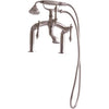 Giagni Victorian Deck Mount Tub Faucet - Affordable Cheap Freestanding Clawfoot Bathtubs Tub