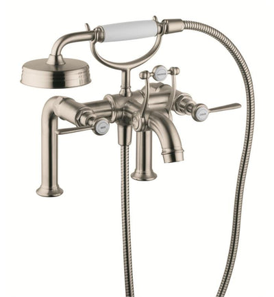 Axor Montreal Tub Filler with Lever Handle