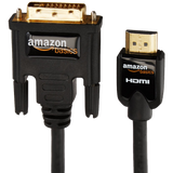 AmazonBasics HDMI to DVI Adapter Cable - 6 Feet