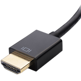 Cable Matters Gold-Plated Active HDMI to VGA Adapter with 3 Ft Micro USB Cable