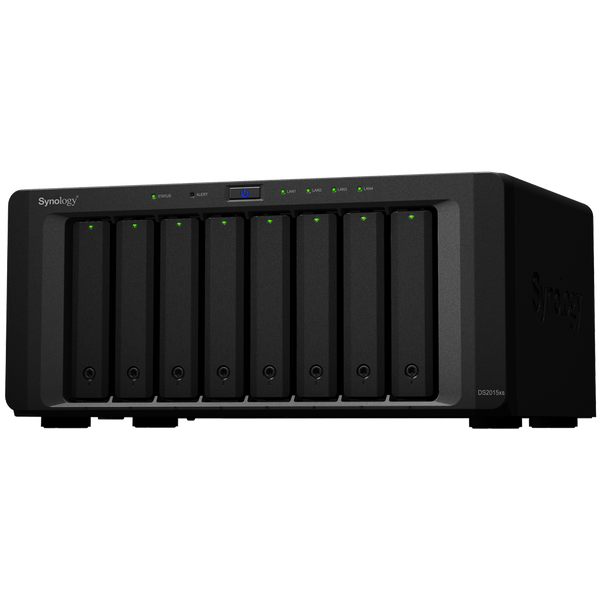 Synology DS2015xs Diskstation Pre-Configured Storage (NAS)